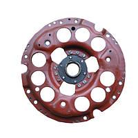 1522-1601120 Диск опорный корзины усил. (верхний) (9 заклепок) (под 2-х диск. сцепл.)