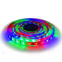 Светодиодная LED лента 5050-60 RGB IP20 MAGIC 5 м