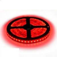 Светодиодная LED лента SMD 3528-120 R красная негерметичная IP20