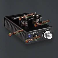 Xduoo та-02 6j1 х 2 стерео ламповый усилитель для наушников Hi-Fi класса буфер усилителя