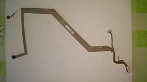 Шлейф ASUS X50SL инверт, вэб, микр 14G100313401, фото 2