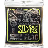 Струны Ernie Ball 3121 Titanium Regular Slinky 10-46