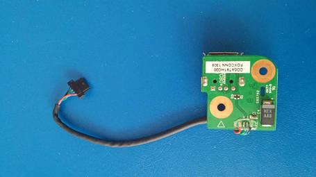 Разъем USB ноутбука HP Pavilion DV9700 DD0AT9THC00, фото 2