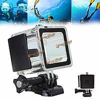 45м под водой протектор чехол водонепроницаемый корпус для сессии GoPro Hero 4