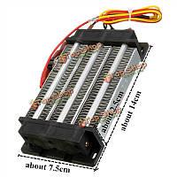 750Вт 220В ПТК нагрева воздуха керамический элемент электронагреватель лихорадка планшет DC/AC