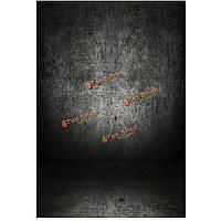 2.4x3.75m 8x12ft абстрактные темно-серые бетонные стены винила фотостудию фоном фон реквизита
