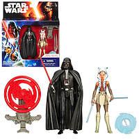 """Hasbro Набор из двух фигурок вселенной  """" Звездные Войны""""  ( В3955), фото 1"""