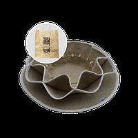 EcoPillow-Украина Пасхальница из льна с текстильными яйцами - антистресс