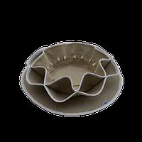 EcoPillow-Украина Пасхальница из льна с ячейками для яиц
