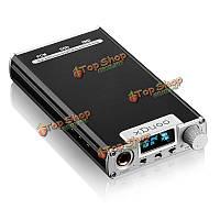 Xduoo 05 XD-портативный аудио усилитель для наушников DAC поддержки усилителя родное декодирование DSD 32bit/384 кГц