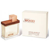 Женская парфюмированная вода Dsquared2 She Wood Velvet Forest Wood (Дискваред2 Ши Вуд Вельвет Форест Вуд)