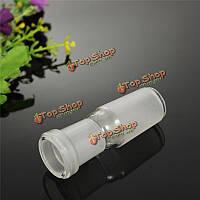 Уменьшая адаптер от 24/29 до 19/26 боросиликатного стекла 3.3 лаборатории стеклянной посуды
