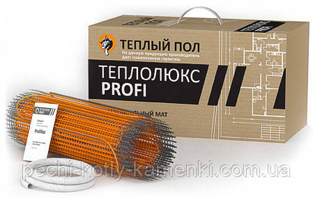 Двухжильный нагревательный мат ТЕПЛОЛЮКС ProfiMat 160-15,0