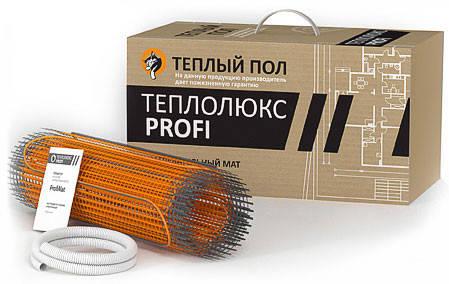 Двухжильный нагревательный мат ТЕПЛОЛЮКС ProfiMat 160-1,0, фото 2