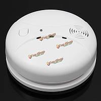 Беспроводной датчик дыма датчик системы пожарной сигнализации домашней безопасности беспроводной белый