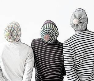 Осенне-зимние головные уборы (взрослые и подростковые шапки).