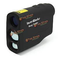 Лазерный дальномер телескоп для охоты Lw600spi 4-600м 6x21