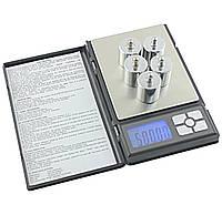 Весы ювелирные карманние 1108-5 (500гр до 0,01)