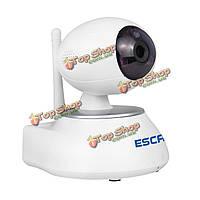 ESCAM супер яйцо qf550 720p Ptz беспроводной управления ИК-камера безопасности IP ночного видения p2p телеметрией
