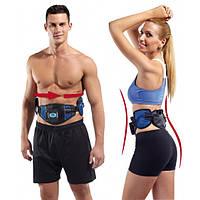 Пояс-миостимулятор  для похудения Gymform ABS A ROUND