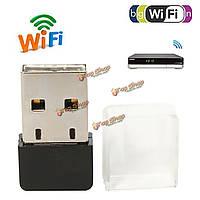 150мbps USB беспроводной сети Wi-Fi сетевой адаптер донгл для zgeммa Openbox скайбоксе