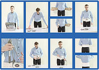Корсет от остеохондроза Doctor-101 Twin (надувной), фото 9