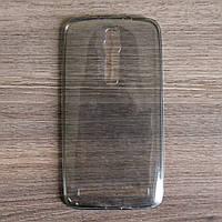 Чехол-крышка для Asus ZenFone 2 ZE550CL / ZE551ML Чёрный/Прозрачный Remax