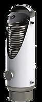 Теплоаккумулирующая емкость ТАЕ-ТО-Ч2- 400 литров (с ревизионным фланцем,2 теплообменика,без изоляции)
