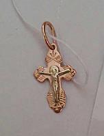 Золотой крестик