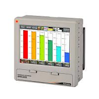 Новый цветной сенсорный регистратор температуры