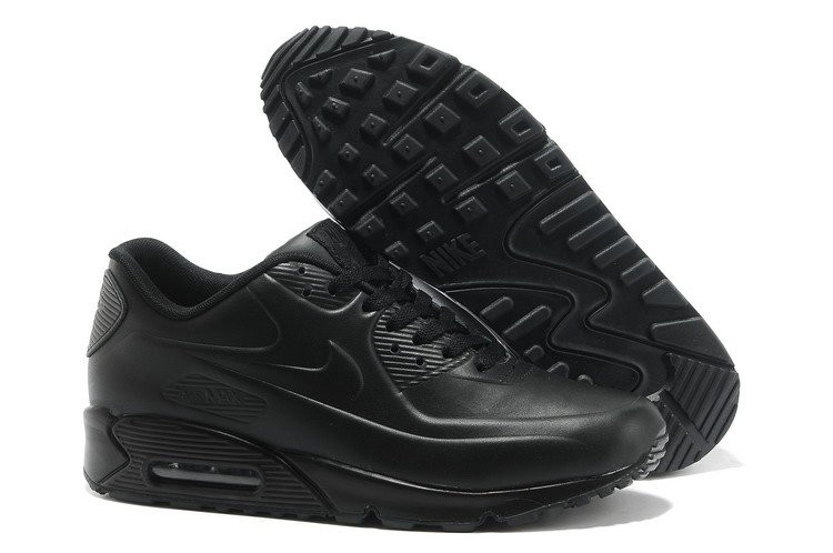 Кроссовки Nike Air Max VT Black Leather