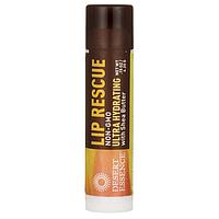 Бальзам для губ с маслом Ши Desert Essence Lip Rescue with Shea Butter