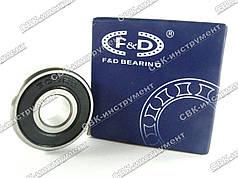 Підшипник F&D 608RS (8х22х7 мм)