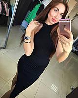 Платье женское Марси черное , платья интернет