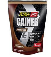 Power Pro Gainer 4 кг