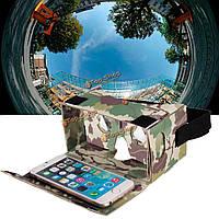 Очки 3D виртуальной реальности картон