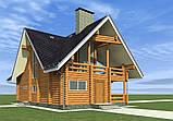 Проект гостевого Дома с Банным комплексом, фото 8