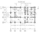 Проект гостевого Дома с Банным комплексом, фото 9