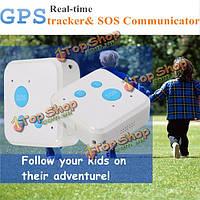 Миникассетами в режиме реального времени трекер отслеживать SOS коммуникатор GPS Tracker