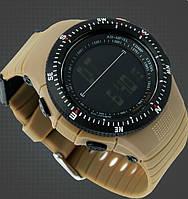 Часы наручные водонепроницаемые  5 АТМ SKMEI 0989 (коричневые) (Original 100%)., фото 1