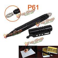 P61 тактический ручка инструмента выживания съемный стальной молоток самообороны