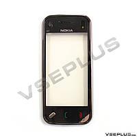 Тачскрин (сенсор) Nokia N97 mini, черный