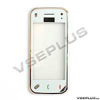 Тачскрин (сенсор) Nokia N97 mini, белый