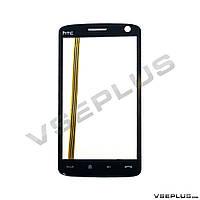 Тачскрин (сенсор) HTC T8282 Touch HD, черный