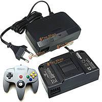 ЕС Plug зарядное AC / DC адаптер питания для Nintendo 64 N64