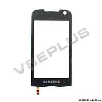 Тачскрин (сенсор) Samsung B7722 Duos, черный
