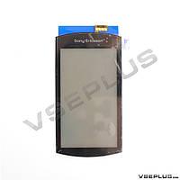 Тачскрин (сенсор) Sony Ericsson U5i Vivaz, черный