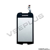 Тачскрин (сенсор) Samsung I5800 Galaxy 580, черный