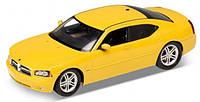 Коллекционная машина Welly Dodge 2006 Charger Daytona 1:24