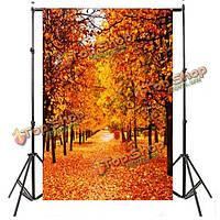 3x5 футов фото 1.5x1см фантазия осень тема Фон фотографии опорой для студии